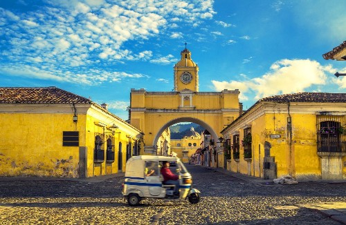 On a trip to Guatemala with my toddler, her grandparents' fears give way to fun