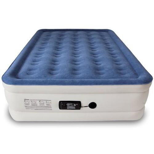 Portable mattress is like sleeping on air - Los Angeles Times