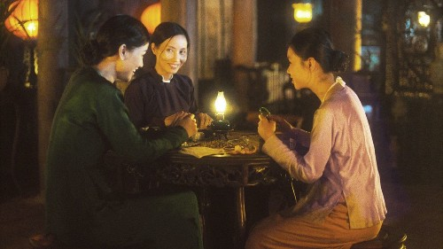 Review: Vietnamese drama 'The Third Wife' unveils a tactile slice of women's history