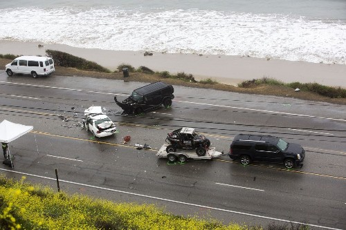 Detectives to present manslaughter charge evidence against Caitlyn Jenner in deadly PCH crash
