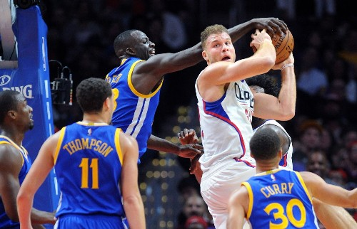 Five takeaways from the Clippers' 124-117 loss to Golden State