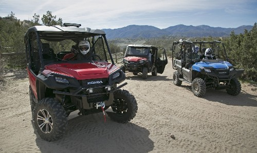 Side-by-sides, golf carts on steroids, are booming - Los Angeles Times