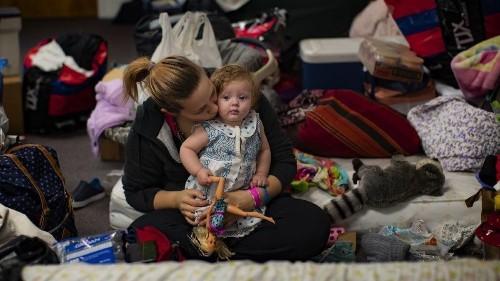 'Where do people go?': Camp fire makes California's housing crisis worse