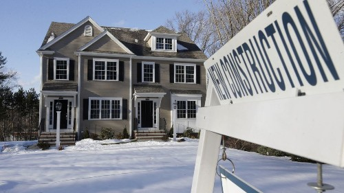 U.S. new-home sales climbed 4.5% in March, and prices sank