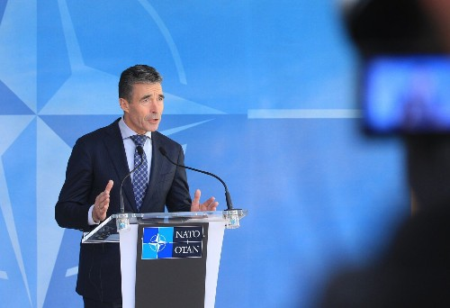 NATO steps up operations in response to Russian buildup near Ukraine