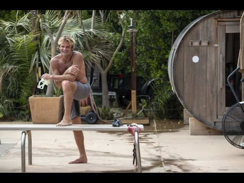 Laird Hamilton has no time for alpha males