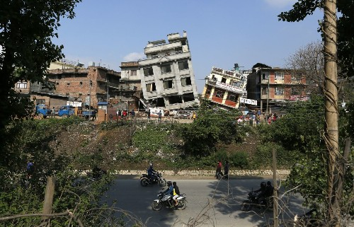 Nepal's government ill-equipped to handle earthquake disaster - Los Angeles Times