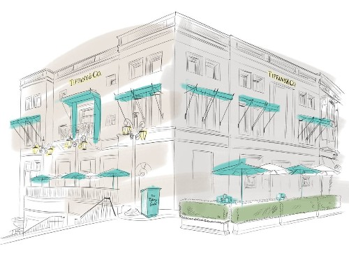 Tiffany & Co. announces Beverly Hills pop-up restaurant coming in May