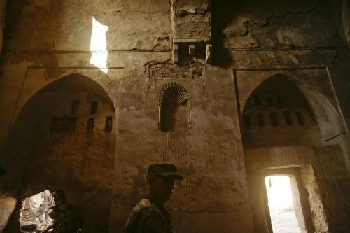 Islamic State's disgraceful effort to raze history