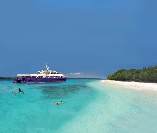 Is this your idea of heaven? See Tahiti up close on a small-ship cruise
