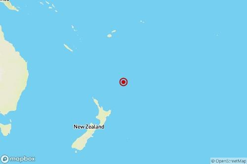 Earthquake: 6.4 quake felt near Ngunguru, New Zealand