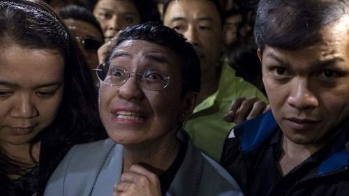 New law used to target Maria Ressa is stifling other Philippine journalists