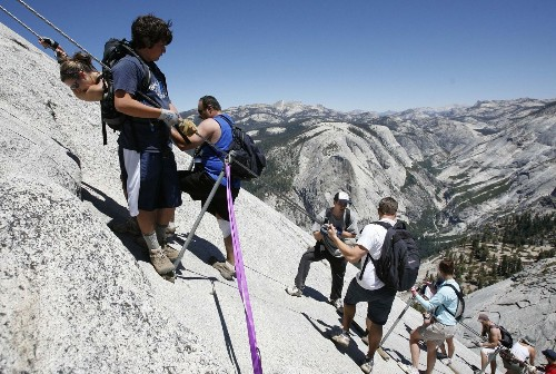How to get early permits (this weekend!) to hike Yosemite's Half Dome