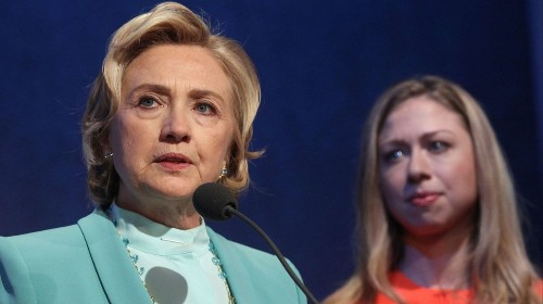 Hillary Clinton teaming with daughter Chelsea to form Hollywood production company