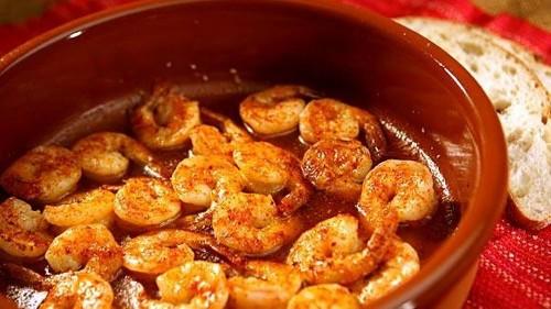 Make Paula Wolfert's sizzling shrimp dish for dinner tonight - Los Angeles Times