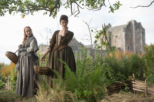 'Outlander' could be a game-changer for the Starz network