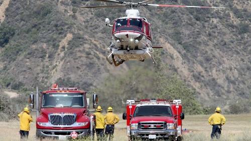OCFA Chief orders decryption of firefighter radios