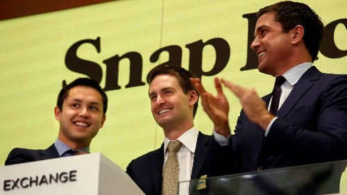 Snap won't give shareholders voting rights. For that, it's being shunned by a major stock index - Los Angeles Times