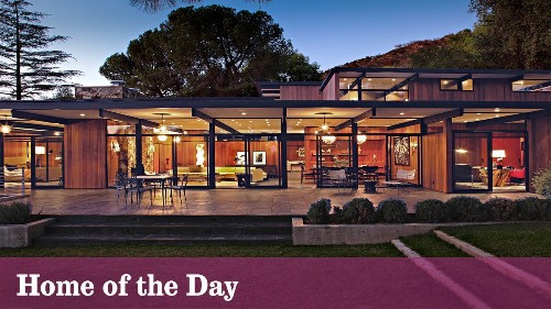 Home of the Day: Modern elegance in La Cañada Flintridge - Los Angeles Times