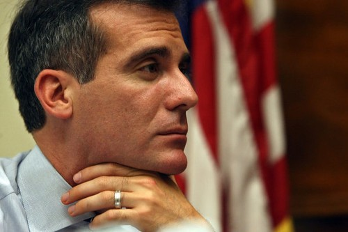 Mayor Garcetti moves to 'shake up' DWP with four new board members