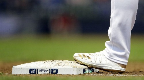 Baseball players will slide into Mother's Day with mom on their cleats