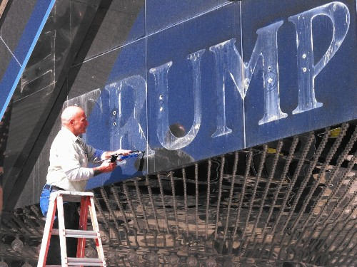 Trump left his mark on Atlantic City — for better and for worse - Los Angeles Times