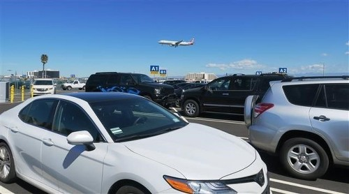 Long-term Lot C at LAX about to close, replaced by Lot E near Proud Bird