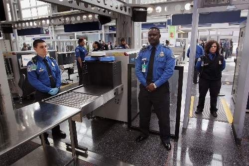 Airport security devices vulnerable to hackers, researcher says