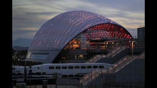 ARTIC bullet-train station a curious, conspicuous bit of symbolism - Los Angeles Times