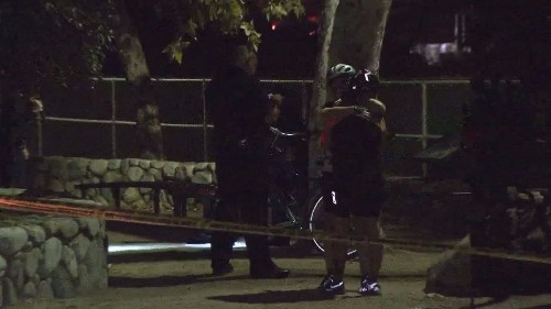 Police hunt two men in shooting of bicyclists in Elysian Park - Los Angeles Times