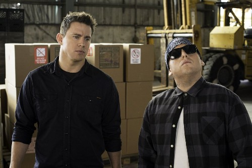 '22 Jump Street': Tatum and Hill redo is a riot, reviews say - Los Angeles Times