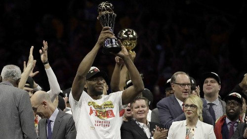 The Sports Report: Could Kawhi Leonard be a Clipper?