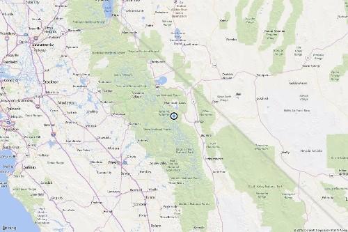 Earthquake: 3.2 quake strikes near Mammoth Lakes, Calif.