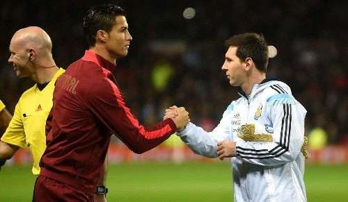 Ronaldo, Messi finalists for soccer's world-player-of-the-year award - Los Angeles Times
