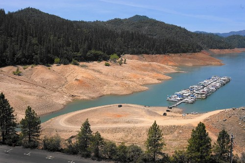 California's congressional delegation can't agree on response to drought