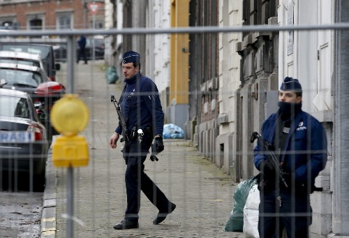 Counter-terrorism sweeps net more than two dozen suspects in Europe