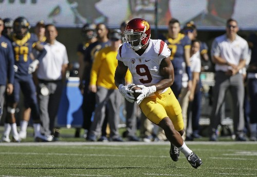 JuJu Smith-Schuster's availability for USC uncertain after hand surgery - Los Angeles Times