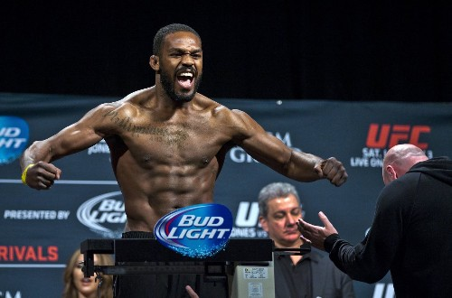 UFC says Jon Jones would get a shot at his stripped title if he returns