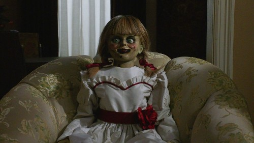 'Annabelle' sequel is probably no match for 'Toy Story 4' at the box office