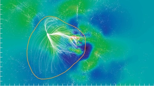 Welcome to Laniakea, your galactic supercluster home - Los Angeles Times