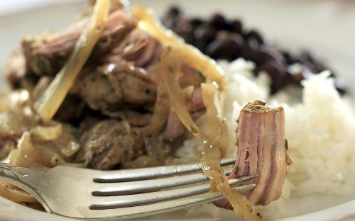 Easy dinner recipes: Cuban-style pork shoulder in a Crockpot