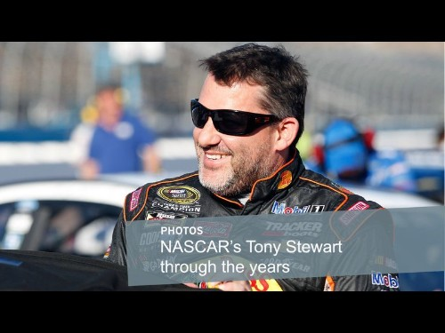 Tony Stewart will compete in NASCAR race following fatal accident
