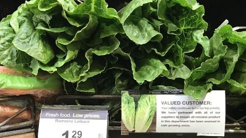 Illnesses mount in romaine lettuce E. coli outbreak - Los Angeles Times