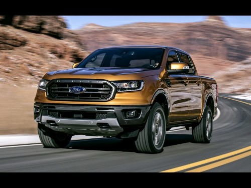 Ford sees a market for a new Ranger as pickup truck prices soar past $50,000