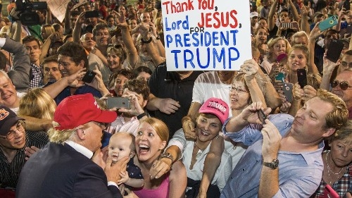 Donald Trump's presidential campaign is fueled by an anger the media didn't see coming