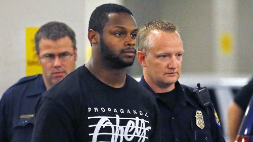 NFL's Jonathan Dwyer arrested amid tumult over off-field incidents