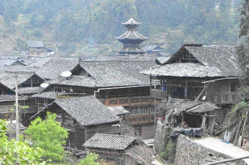 China's oldest drum tower is Zengchong village's beating heart