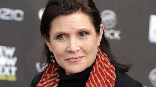 Here's why Carrie Fisher won't get Trump's star on Walk of Fame