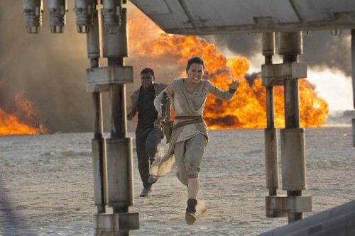Admit it: 'Star Wars: The Force Awakens' stinks -- and here's why - Los Angeles Times