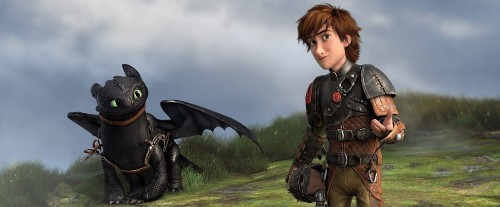 'How to Train Your Dragon 2' wins Annie for best animated feature
